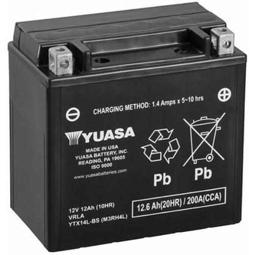 Yuasa YTX14L-BS motorakkumulátor