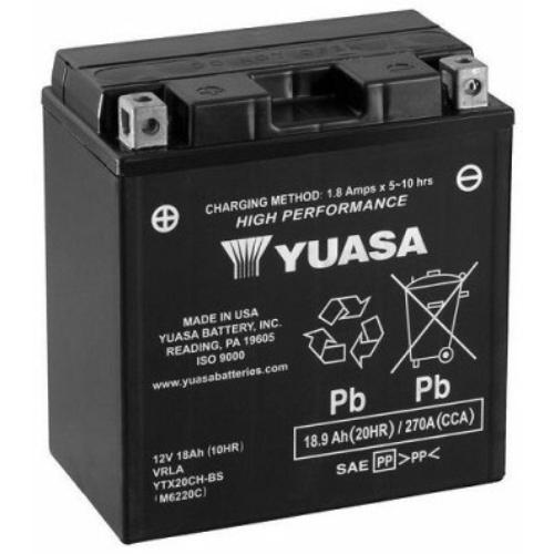 Yuasa YTX20CH-BS akkumulátor