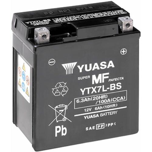 Yuasa YTX 7L-BS motorakkumulátor