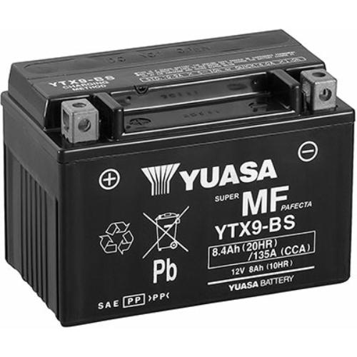 Yuasa YTX 9-BS motorakkumulátor
