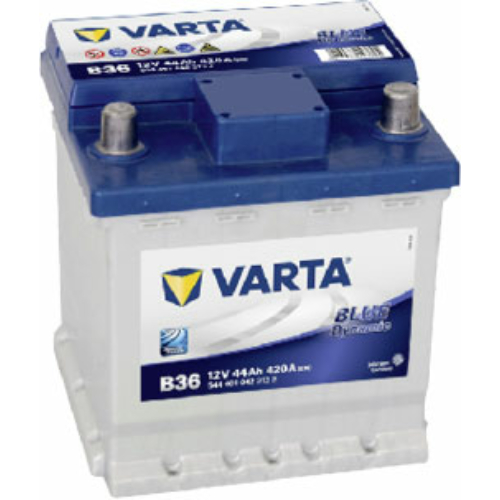 Varta Blue Dynamic 44 Ah 420A (5444010423132)