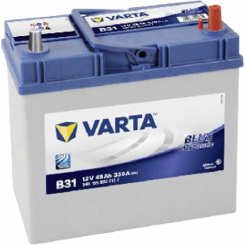 Varta Blue Dynamic 45 Ah 330A Asia J+ (5451550333132)