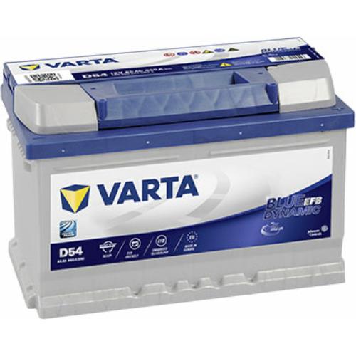 Varta Blue Dynamic (EFB) 65Ah 650A
