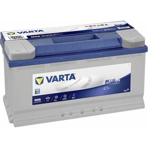 Varta Blue Dynamic EFB 12V 95Ah 850A jobb+ (595500085D842)