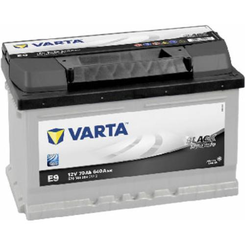 Varta Black Dynamic 70 Ah 640A (5701440643122)