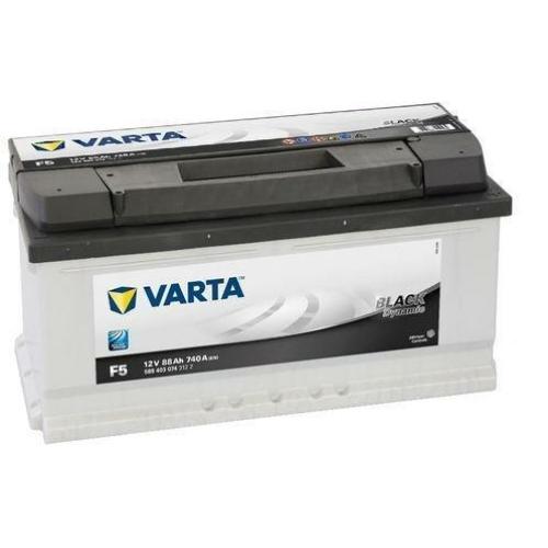 Varta Black Dynamic 12V 88Ah akkumulátor