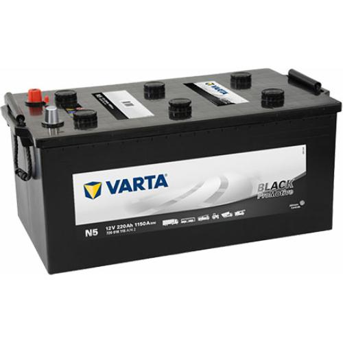 Varta Promotive Black 220 Ah 1150A (720018115A742)
