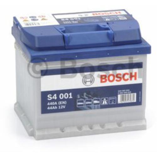 Bosch S4 001 44Ah 440A akkumulátor (0092S40010)