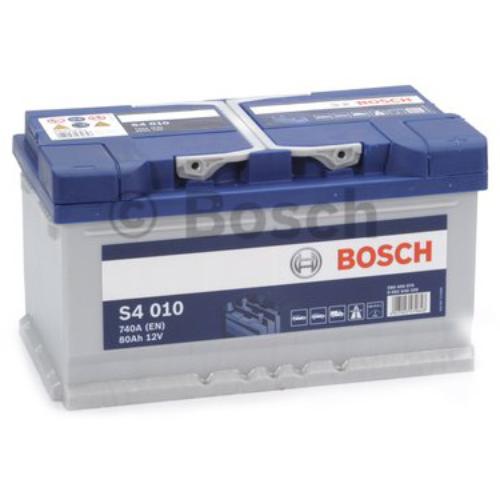 Bosch S4 010 80Ah 740A akkumulátor (0092S40100)