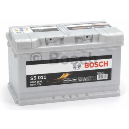 Bosch S5 013 100Ah 830A akkumulátor (0092S50130)