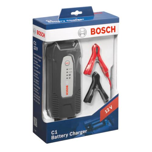 BOSCH C1 12V 3,5A akkumulátor töltő (018999901M)