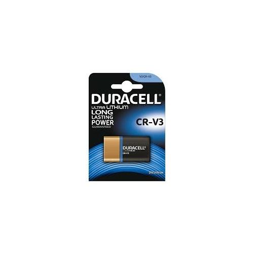 Duracell Ultra Lithium CR-V3 elem