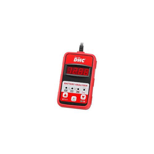 DHC-BT222 digitális akkuteszter