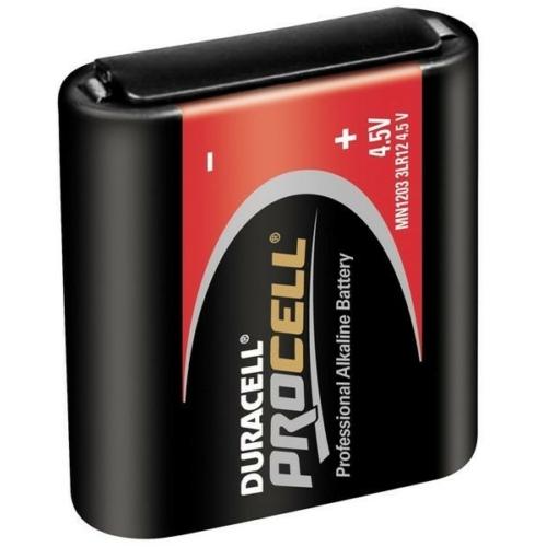 Duracell Procell 3LR12/4,5V (zsebtelep) tartós elem