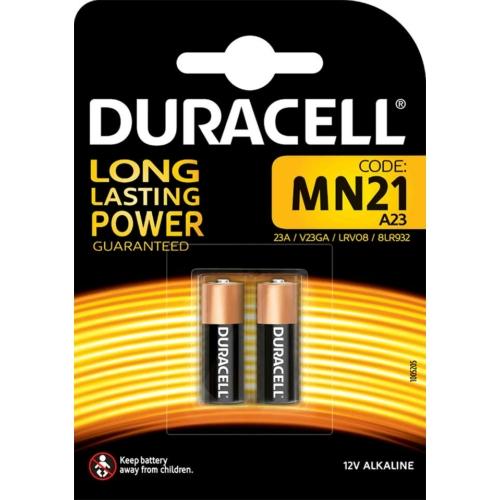 Duracell Alkaline MN21 12V elem