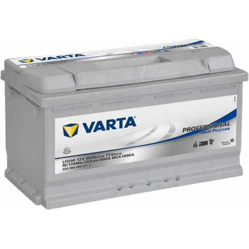 Varta Professional Dual Purpose K20/90 K5/77 Ah (930090080 B91 2)