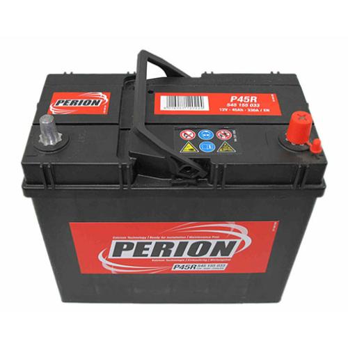 Perion  45 Ah 330A Asia J+ akkumulátor