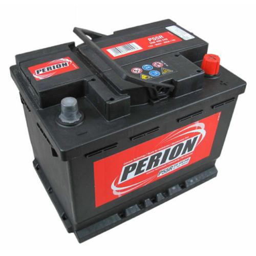 Perion  56 Ah 480A akkumulátor