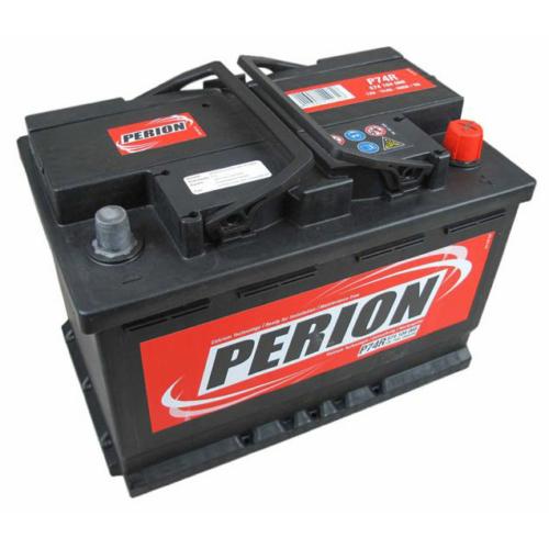 Perion  74 Ah 680A akkumulátor