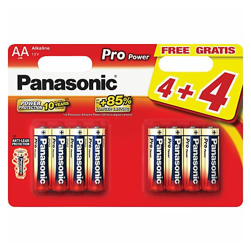 Panasonic Pro Power LR6/AA elem