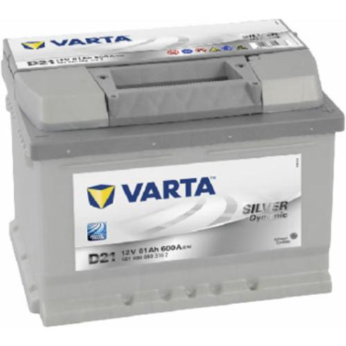 Varta Silver Dynamic  61 Ah 600A (5614000603162)