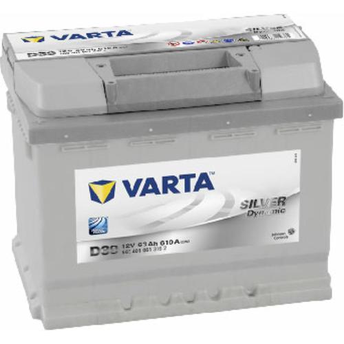Varta Silver Dynamic  63 Ah 610A bal+ (5634010613162)