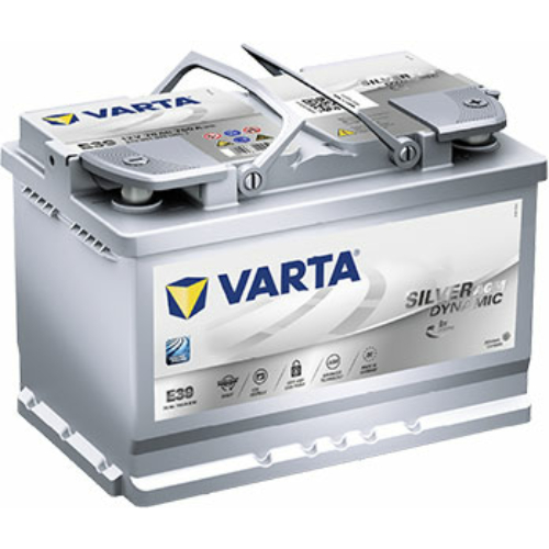 Varta Silver Dynamic (AGM) 70Ah 760A (570901076D852)