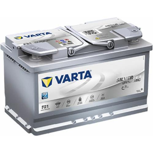 Varta Silver Dynamic (AGM) 80Ah 800A (580901080D852)