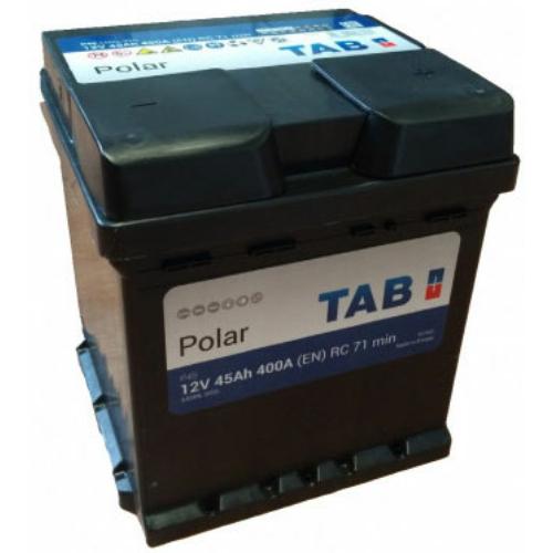 TAB Polar 45 Ah 400A akkumulátor