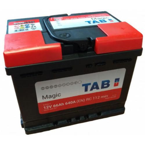 TAB Magic 12V 66Ah 640A jobb+ akkumulátor (56649)