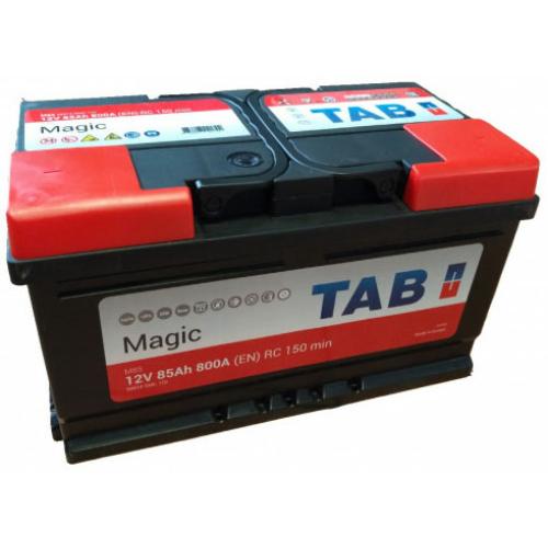 TAB Magic 12V 85Ah 800A jobb+ akkumulátor (58514)