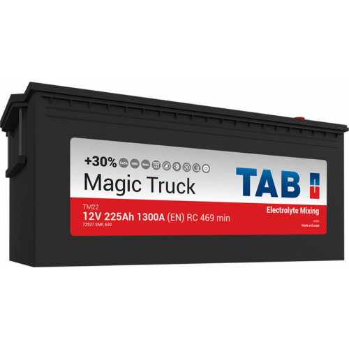 TAB Magic Truck 225 Ah 1300A