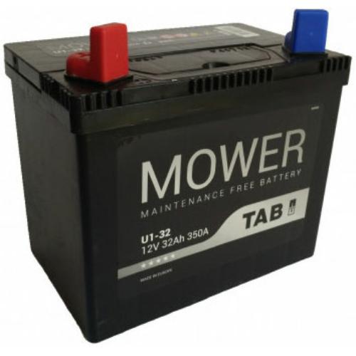 TAB Mower 32 Ah 350A B+ fűnyíró akkumulátor