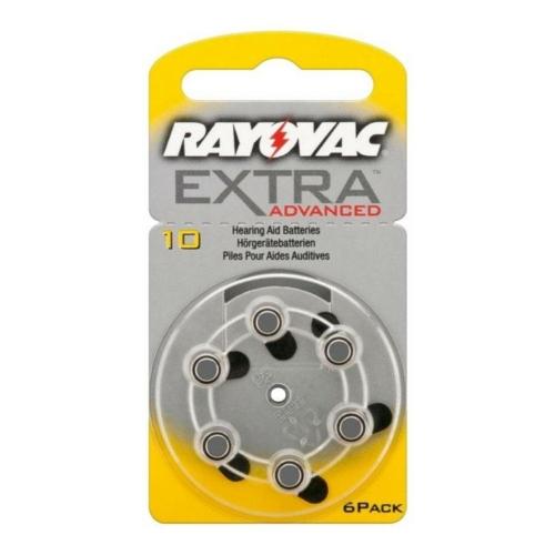 Rayovac V10 1,45V hallókészülék elem